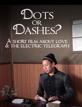 Dots or Dashes? Poster